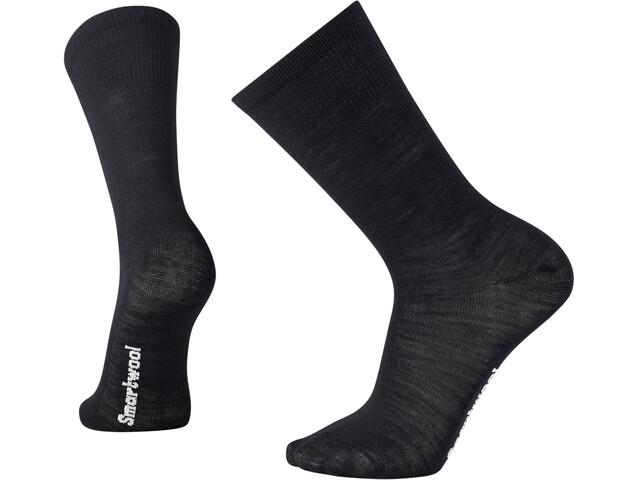 Smartwool Hike Liner Crew Sokken zwart